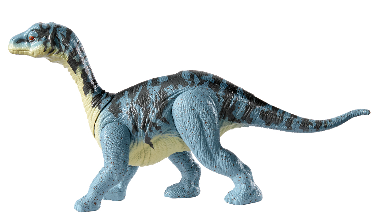 Exclusive: New Mattel Amargasaurus and More Revealed