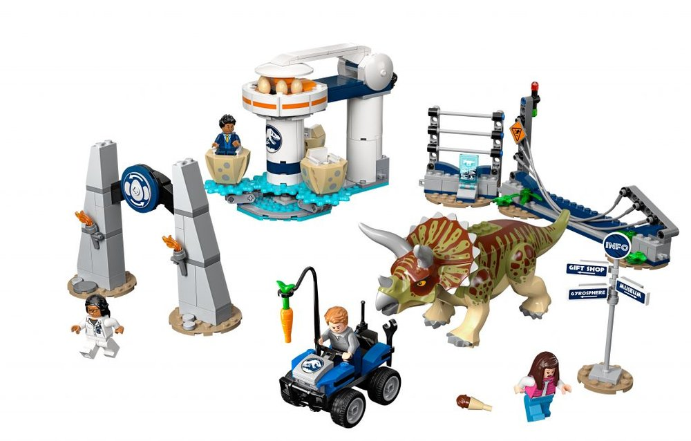 New Large LEGO Jurassic World set on the Horizon - Collect