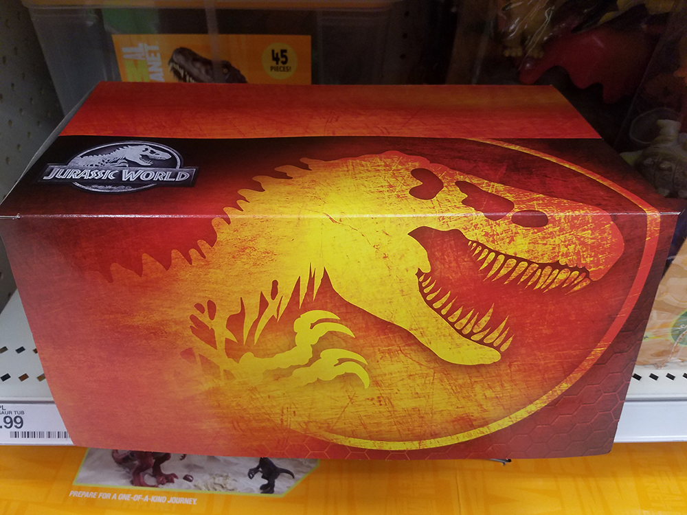Dilophosaurus Redeco Appears in New Mini Dino Wave - Collect