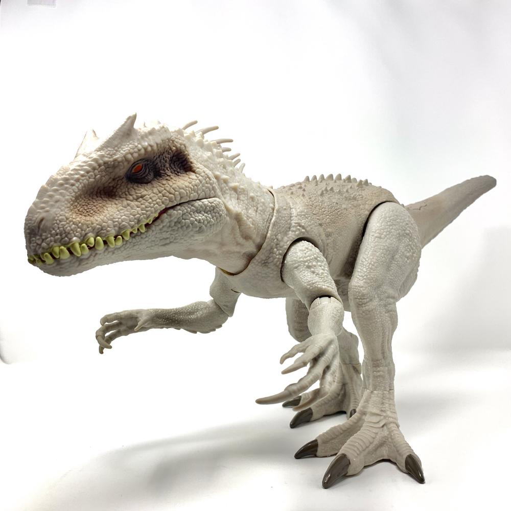 Asset Contained: Mattel's Destroy 'N Devour Indominus Rex