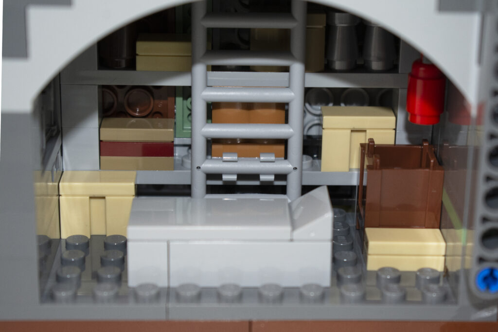 Jurassic Park Emergency Bunker