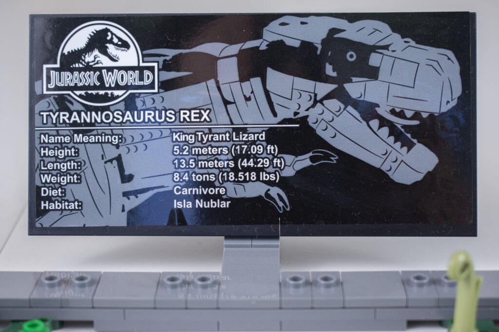 T-Rex Information