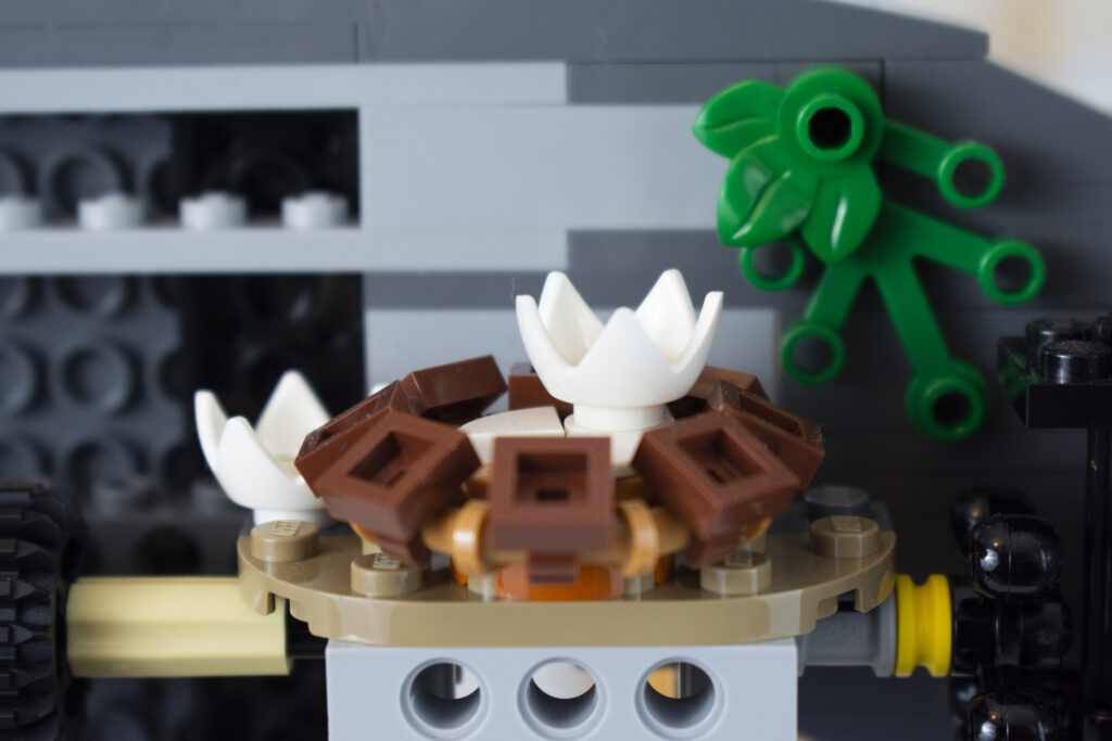 LEGO Raptor Nest