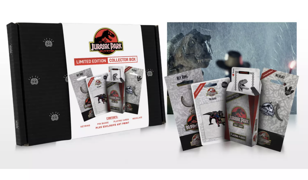 Jurassic Park Collector Box - Image 2