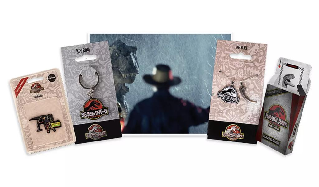 Jurassic Park Collectors Box - Pic 3