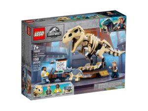T-Rex Skeleton Set Box